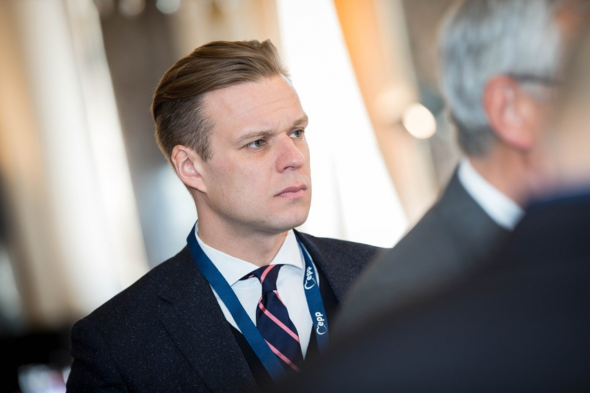 Lithuanian formin on note to Belarus: it's hard to talk diplomatically with 'criminals'