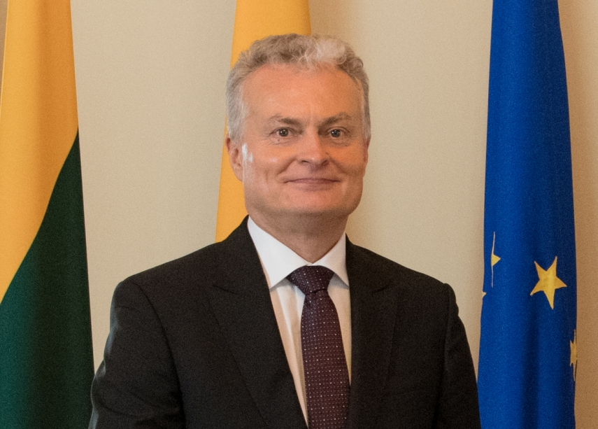 Lithuanian president to propose review of migration policy at EU summit